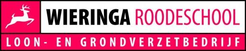 Loonbedrijf Wieringa Roodeschool logo